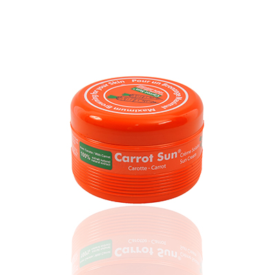 Carrot Sun Cream